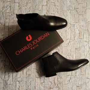 Charles Jourdan Shoes - CHARLES JORDAN PARIS Carter boots. NWT size 11.